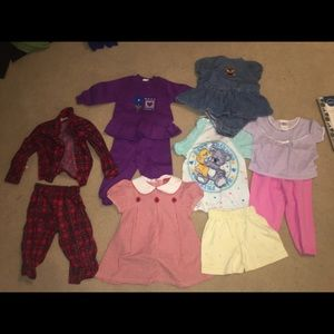 Other - 2T girls bundle